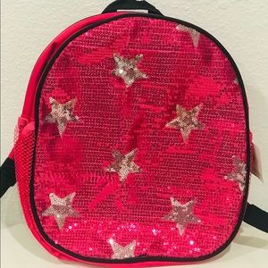 Sequin Star Mini Backpack